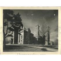1930 Press Photo Smithsonian Museum