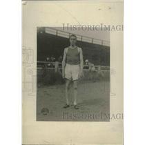 1917 Press Photo Phil M. Spink, Chicago Track Team - nef64082