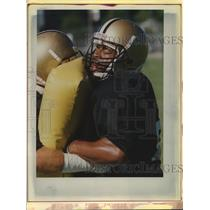 1988 Press Photo New Orleans Saints- Saints training camp. - noa05742