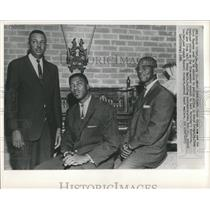 1965 Press Photo First Negroes Elected in Public Office