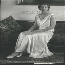 1932 Press Photo Miss Grosvenor Daughter Pres Grosvenor