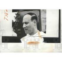 1958 Press Photo George Pire wins 1958 Nobel Peace Prize - nef63366
