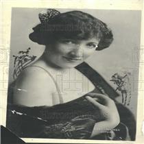 1922 Press Photo Mrs. Florence Lamont Abromawitz