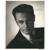 Press Photo William Roerick Dear Charles