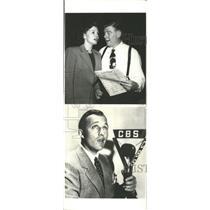 Press Photo Radio channel Jockey Mnanger Program Snap