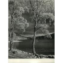 Press Photo Loch Rannoch, Scotland - ftx00996