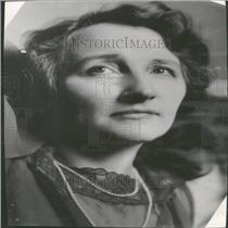 1942 Press Photo Marjorie Main  Character Actress