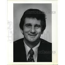 1980 Press Photo Jim Mahoney, Portland Beavers manager. - ora55892