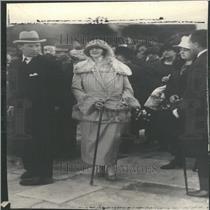 1924 Press Photo King George Greece