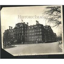 1931 Press Photo State, War And Navy Building In NY