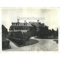 1935 Press Photo Gloria Vanderbilt To Stay At Estate