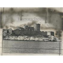 1935 Press Photo Dumas Chateau Monte Cristo France