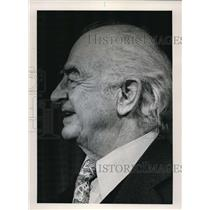 1978 Press Photo Linus Pauling Nobel Prize Winner - ora68623