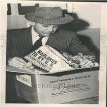 1948 Press Photo Denver Padfield/England/Gifts/Denver - RRY28277