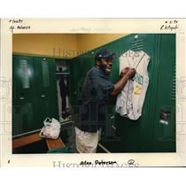 1997 Press Photo Allan Peterson Portland Baseball Club Player - ora69719