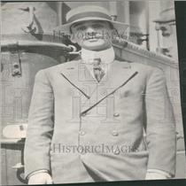 1917 Press Photo Kingdon Gould American Financier