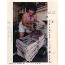2000 Press Photo Donna Portin - ora77297