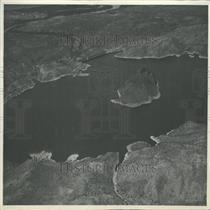 1935 Press Photo Elyshant Butte Dam Mexico Express File