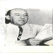 1938 Press Photo Dr. Morris Fishbein