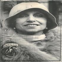 1928 Press Photo Denver Galli Curei Girl Oberfelder Pic