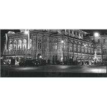 1981 Press Photo The State Opera In Vienna