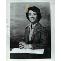 1981 Press Photo Shirley Simon Weighed Nearly 200 Pounds - ora82820