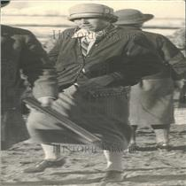 1925 Press Photo Mrs. Tyson S. Dines Denver Socialite