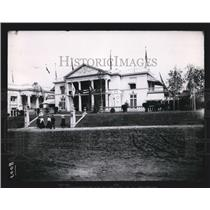 1905 Press Photo Lewis & Clark Exposition Massachusetts Bldg - orb28228