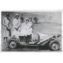 1958 Press Photo 1928 Jessie Thornton