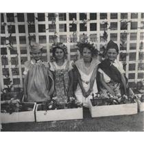 1934 Press Photo Bobby Jenkins Lorraine Santorno Eunice