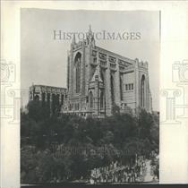1924 Press Photo EXTERIOR VIEW OF LIVERPOOL