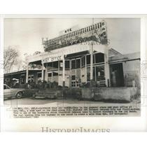 1963 Press Photo General Store and Post Office at Hye
