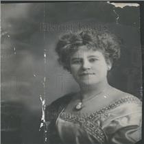 1915 Press Photo Emma Barker Washington entertainment