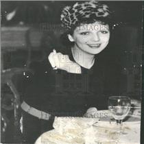 1936 Press Photo Mrs. Ann Meador