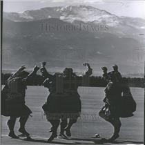 1965 Press Photo  Royal Canadian Air Force Pipes, Drums