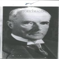1945 Press Photo German Industrialist Krupp Trial