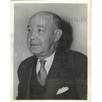 Press Photo Martin F. Huberth, President of American Newspapers, Inc.