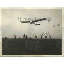 1923 Press Photo Arthur Heinrich Attempting Altitude Record Belleclaire CC