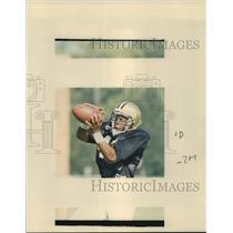 1988 Press Photo New Orleans Saints - Saints training camp - noa01840