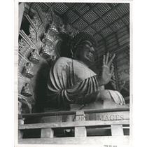 The Great Buddha of Nara,Gigantic Eighth Century Statue