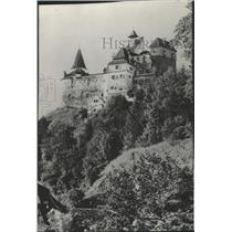 1935 Press Photo Castle of Balletic Romania Cities - RRY38659