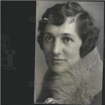 1929 Press Photo Mrs Richard Pate Jr Matron Denver Mead - RRY47333