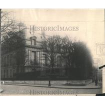 1919 Press Photo Bischoffsheim Hotel - RRY49925