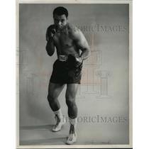 1970 Press Photo Light Heavy Weight Boxer Billy Marsh - mja47178