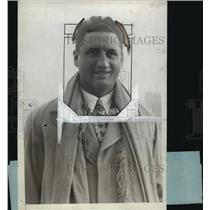 1930 Press Photo Vittorio Campelo Argentine boxer arrives in NYC - net33423
