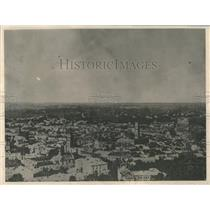 1920 Press Photo The City Of Lemberg