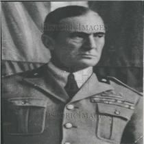 1939 Press Photo Italian Marshal Rodolfo Graziani