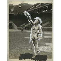 1929 Pres Photo Harlow Rothert Expected to Set New Mark at Inter-Collegiate Meet