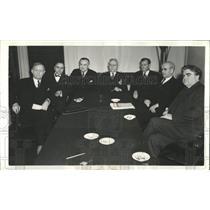 1939 Press Photo American Federation Labor Chicago