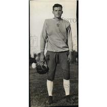 1929 Press Photo Phil Moffat, Stanford halfback - orc00009